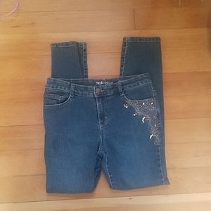 Style and Co Petite Jean's Size 4P